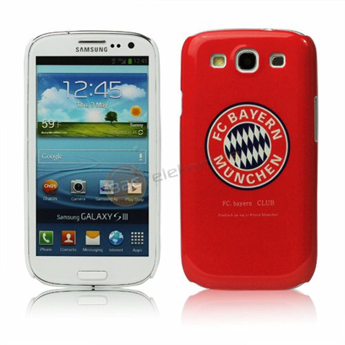 samsung galaxy s3 i9300 fc bayern club h lle cover tasche etui case neu ebay. Black Bedroom Furniture Sets. Home Design Ideas